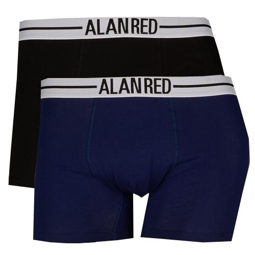 Alan Red Boxer Lasting 2-pack