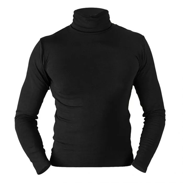 Alan Red Longsleeve Col Master