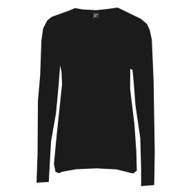 Alan Red Longsleeve Oslo