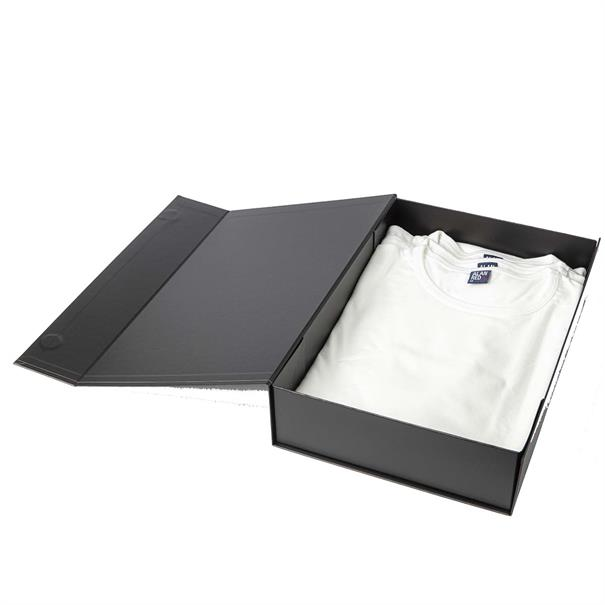 Alan Red T-shirt Derby Gift Box 3-Pack