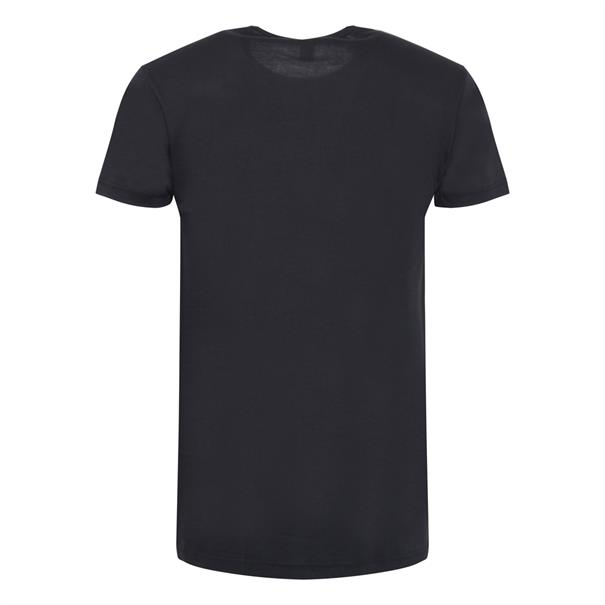 Alan Red T-shirt Derby Long 1pack