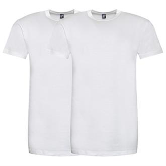 Alan Red T-shirt Virginia Long 2-pack