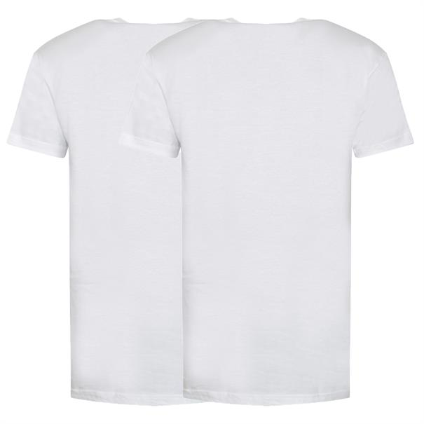 Alan Red T-shirt Virginia Long 2-pack
