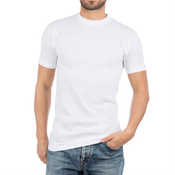 Alan Red T-Shirt Virginia O-Neck 2-P